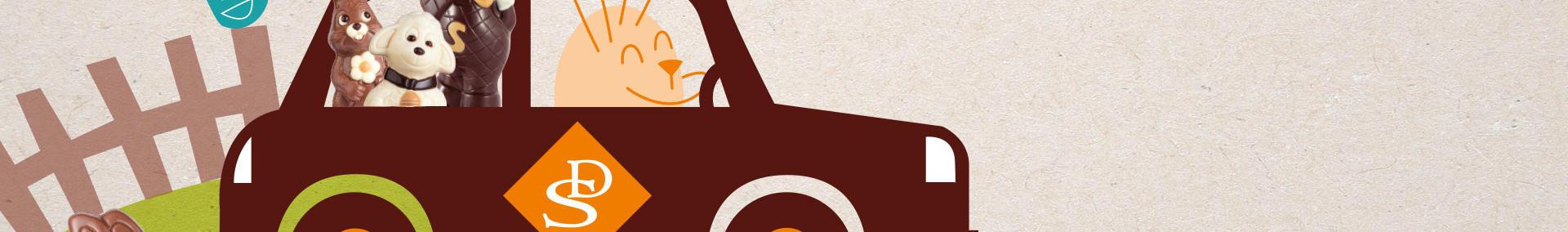 Le choco'drive