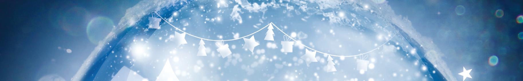 Secouez la magie de Noël