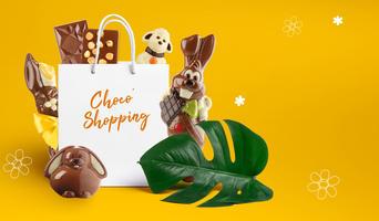 E-boutique chocolatée